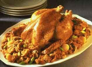 chicken! - a nice chicken dinner!