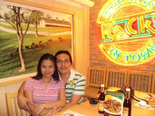 Ron And Bern - long time couple ., ronneil and bernice ., what a lovely couple .,