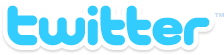 Twitter - Twitter Logo.. This is the logo for Twitter website. A good looking logo. A good creativity...
