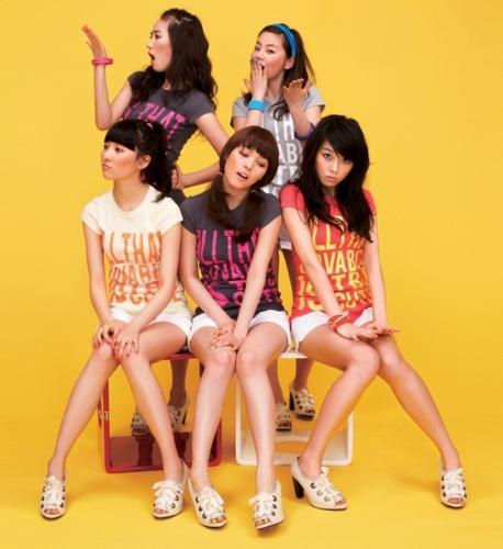 Wonder Girls - Wonder Girls the Hottest Korean Girl Band