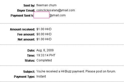 hkbuzz - hkbuzz paid me!