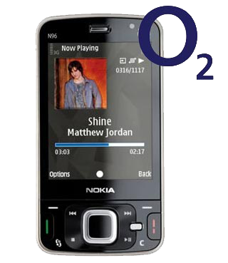 Nokia N96 O2 - Nokia N96 O2 has gaining more popularity among other devices