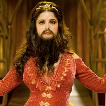 Salma Hayek as Madame Truska - Salma Hayek as Madame Truska from Cirque De Freak: The Vampire's Assistant
