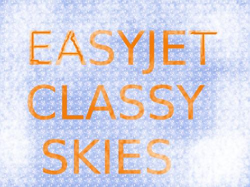 Classy! - Cheapskate European Airline Easyjet has made a name for itself for low class behavior and low fairs has made the tabloids again.