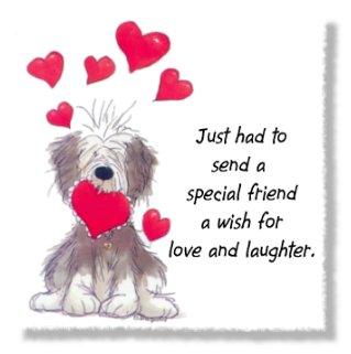 friendship wish  - friends