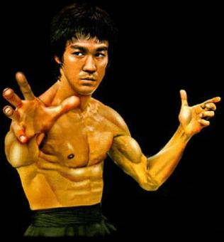 bruce lee - THE REAL MY HERO - I like style fight of bruce lee