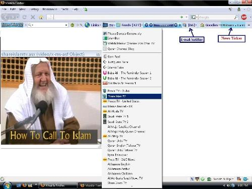 Islam Web 2.0 - Screenshot