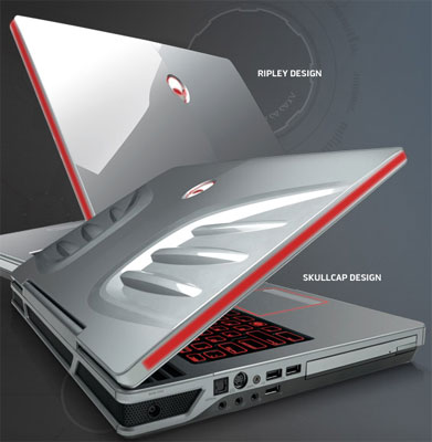 alienware m17x - the best gaming laptop ever built in the whole universe!