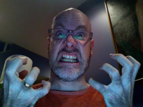 anger - angry man