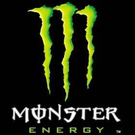 Monster Energy - Logo Company Monster Energy