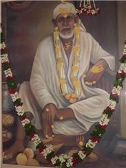 Shirdi Sai Baba - The image of Shirdi Sai Baba