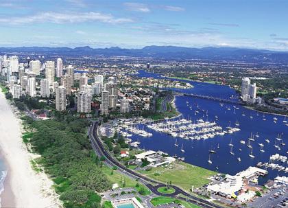 gold coast australia. The Gold Coast, Australia