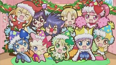 Shugo Chara Guardian Characters - Shugo Chara Guardian Characters are the cutest!