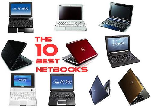 Netbooks - All kinds of netbooks with different capabilities and price range..