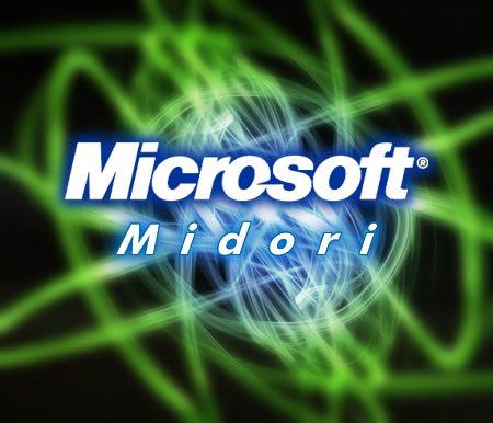 Microsoft Midori - Microsoft Midori the next Microsoft OS..