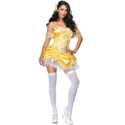 Belle Adult Princess Costume M/L
