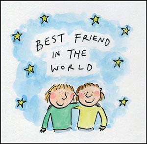 Bestfriend - Bestfriends for life, in sickness, sadness, happiness etc. Bestfriends forever.