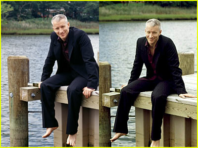 Anderson Cooper - Anderson Cooper in publicity photos for The Mole, ABC.