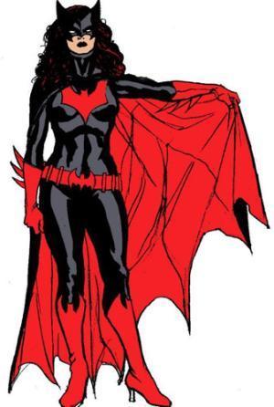 batwoman - batgirl