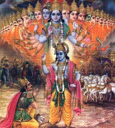 god images krishna. Krishna Arjun