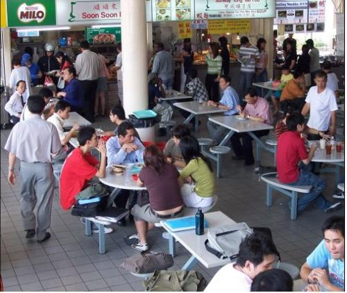 Food Courts - Is the Customer Right all the Time?