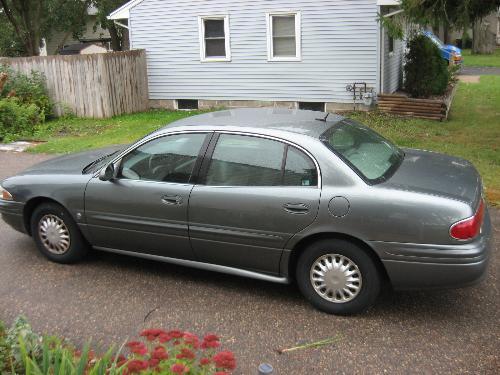 My Car - 2005 Buick LeSabre.