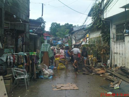 tyhoon Ondoy - typhoon Ondoy aftermath