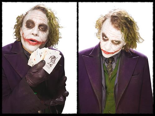 The Joker - Best villain of all time. The Joker!