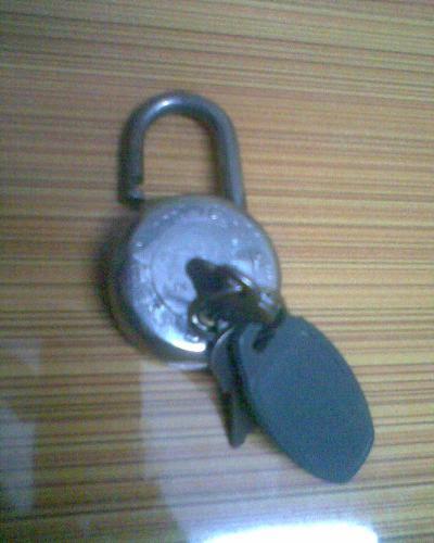 Door Lock - Lock and Key