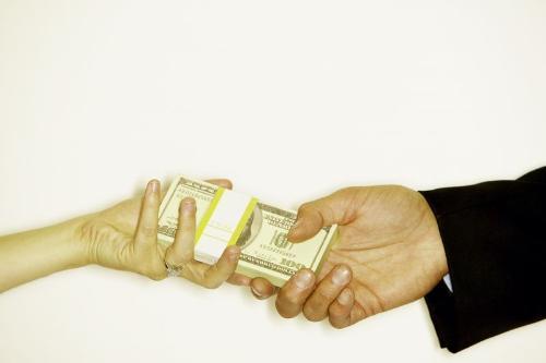 Borrowed Money - Return what you borrowed.