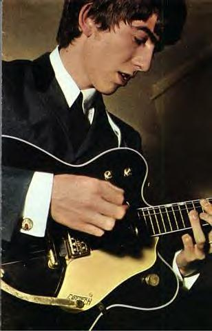 George Harrison - I like him so much..