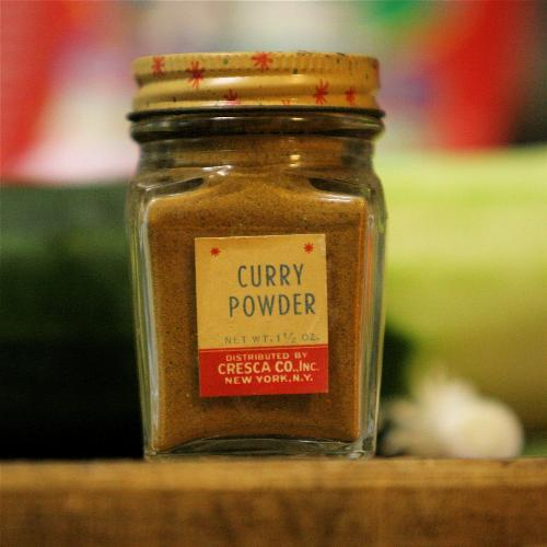 curry powder - beef curry, one of my favorite recipe