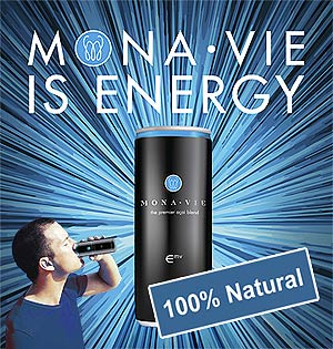MonaVie great energy drink! - Great new energy drink by MonaVie! EMV