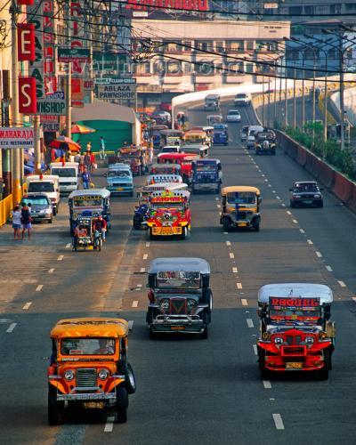 jeep - jeepney
