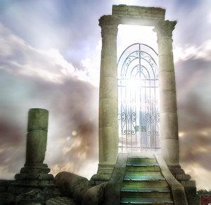 Heaven - the gate of heaven