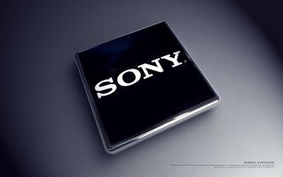 sony - sony logo....