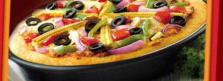 Pizza Hut - from where do you buy pizza