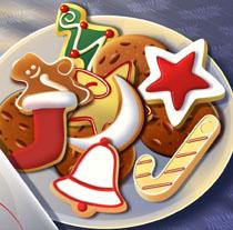 cookies - Christmas cookies or cake