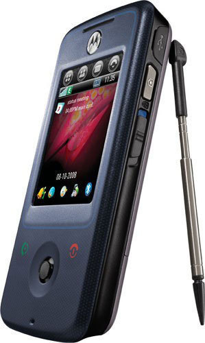 motorola a810 - nic touch phone at low cost........