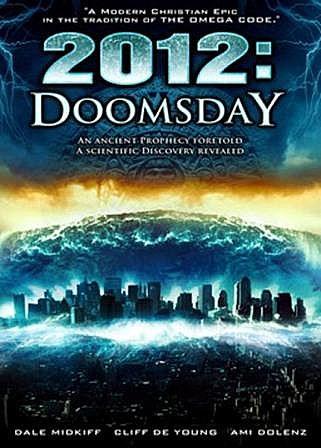 2012 - 2012 Doomsday Poster