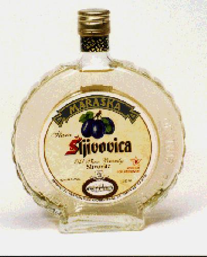 Croatian plum brandy - The good stuff!!