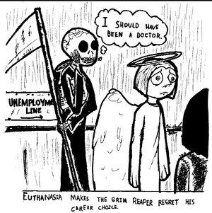 Euthanasia - Grim reaper