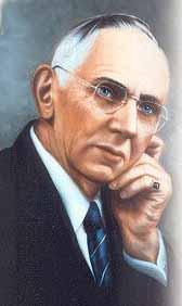 Edgar Cayce - Photo of prophet Edgar Cayce who was born in Kentucky.