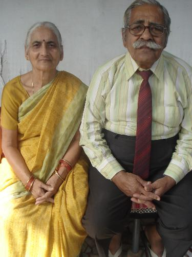 40 years of married life - We got married on 02 Dec, 1989