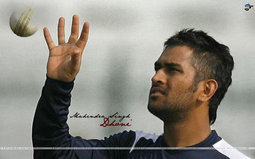 Mahendra Singh Dhoni - He is in cricket in Indian cricket. At present he is not only a player but also the captain of the team. He made bright his future by his profession and now he made a lot of popularity in the cricket. I also want to do in my real life such of works that people can remind me as a good man. That every man want to grow their child up as like as me.