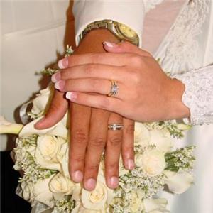 marriage - Marriage is a vow that is made by a partner to his partner for life. It is a lifetime commitment and the couple should be able to stick with each through thick and thin, in sickness and in health till death do them part.
