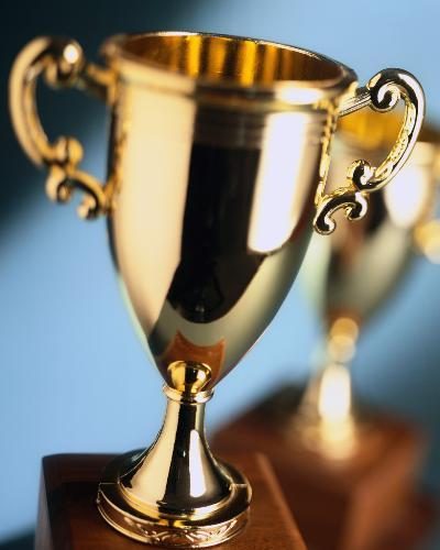 Trophy - Number 1