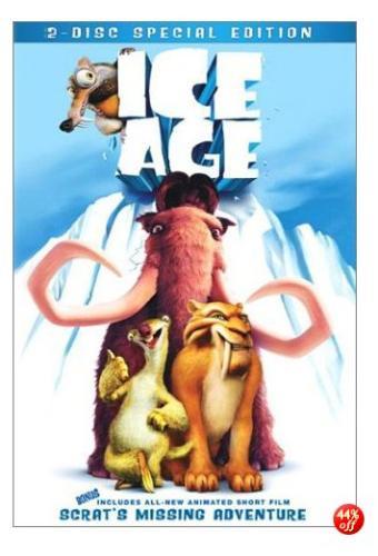 Ice age - Ice age animated