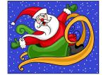 Santa - Santa Clause Merry Christmas