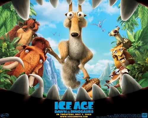 IceAge3 - Funny Movie